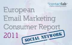 Email marketing, e-commerce, social network: i numeri di Contact Lab