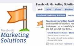 Facebook: strumenti di marketing sociale