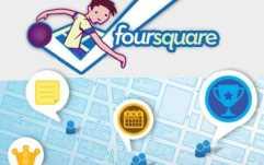 Foursquare Italia: il geotagging sociale