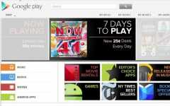 Google Play: il nuovo marketplace di Google