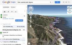 Mappe di Google: la suggestiva helicopter view di Maps