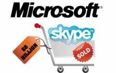 Microsoft acquisisce Skype: battuti Facebook e Google