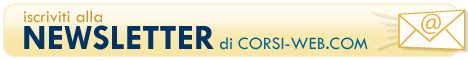 iscrivit alla newsletter